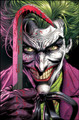 LOT OF 10 BATMAN: THREE JOKERS #1 - FIVE OF EACH REGULAR COVER -FABOK