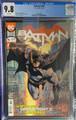 BATMAN #86 -1ST TYNION BATMAN  CGC 9.8