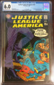 JUSTICE LEAGUE #75 (DC,1969) 1ST APPEARANCE BLACK CANARY CGC 6.0