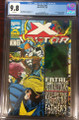 X-FACTOR #92 1ST APPEARANCE OF EXODUS, HOLOGRAM ISSUE CGC 9.8