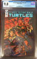 TEENAGE MUTANT NINJA TURTLES #95 COVER A JENNIKA BECOMES A TURTLE CGC 9.8