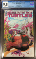 TEENAGE MUTANT NINJA TURTLES #95 1/10 VARIANT JENNIKA BECOMES A TURTLE CGC 9.8