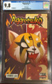 AGGRETSUKO #1 C2E2 CONVENTION VARIANT-ONI PRESS 1ST PRINT CGC 9.8