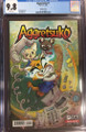 AGGRETSUKO #1 COVER D VARIANT-ONI PRESS 1ST PRINT CGC 9.8