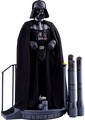 STAR WARS DARTH VADER; THE EMPIRE STRIKE BACK 40TH ANNIVERSARY - HOT TOYS FIGURE -TVMS
