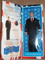 "PRESIDENT RONALD REAGAN 12"" ACTION FIGURE - FIRST EDITION-  2003"