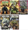 MAESTRO #1 (HULK, FUTURE IMPERFECT) #1 LOT (MARVEL,2020) ALL 5 COVERS