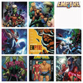 EMPYRE #1 (MARVEL,2020) LOT 10 REG/ VARIANT COVER SET W/MARVEL BACKS COMEBACK