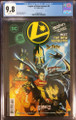 LEGION OF SUPER HEROES #6 1ST GOLD LANTERN & OTHERS CGC 9.8