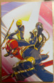 POWER RANGERS #1  (BOOM,2020,MIGHTY MORPHIN) 1:50 NICUOLO VARIANT