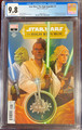 STAR WARS THE HIGH REPUBLIC #1 (2020,MARVEL) MAIN COVER  CGC 9.8