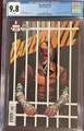 DAREDEVIL #25 (2020) 1ST PRINT ELEKTRA AS DAREDEVIL COVER A CGC 9.8
