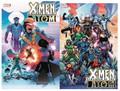 X-MEN CHILDREN OF THE ATOM #1 NEW CHARACTERS BOTH REGULAR COVERS
