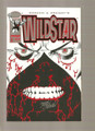 WILDSTAR #1 AUTOGRAPHED BY JERRY ORDWAY -1993 IMAGE