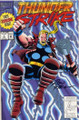 THUNDERSTRIKE #1 SIGNED BY RON FRENZ - AUTOGRAPHED - NM