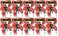 ROBIN #1 (2021) GELB MAIN COVER - LOT OF 10 COPIES