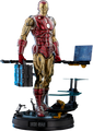 IRON MAN MARK HOT TOYS DELUXE FIGURE - THE ORIGINS COLLECTION- DIECAST  CMS