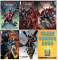 SPAWN UNIVERSE #1  ALL 6  VARIANT & REGULAR COVERS  NM