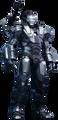 WAR MACHINE DIECAST HOT TOYS SIXTH SCALE FIGURE - IRON MAN 2 REISSUE