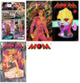 MOM MOTHER OF MADNESS #1   (IMAGE,2021) LOT OF 4 COVERS & 1:10 VARIANT