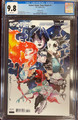 TEEN TITANS FUTURE STATE #1 1ST APPEARANCE OF RED X  CGC 9.8