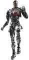 JUSTICE LEAGUE CYBORG HOT TOYS SIXTH SCALE FIGURE MMS