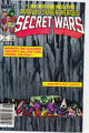 SECRET WARS #4- MARVEL SUPER-HEROES 1984 FINE