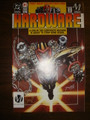 HARDWARE #1 SIGNED BY MCDUFFIE & COWEN -DC COMICS