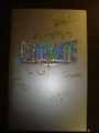DEATHMATE TOUR BOOK -SIGNED BY 6 PEOPLE !! IMAGE/ VALIANT