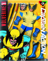 WOLVERINE CAPTAIN ACTION DELUXE COSTUME