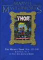 THOR MARVEL MASTERWORKS VOL 5 HC VARIANT EDITION VOL 69