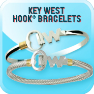 Key West Hook Bracelets