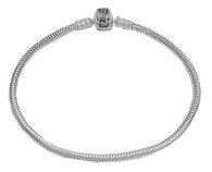"Sterling Silver ""Key West"" Bead Bracelet"