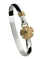 6mm Sand Dollar Bracelet - 2C