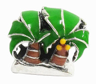 Palm Tree Key West Bead