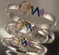 Key West Rainbow Hook Bracelet