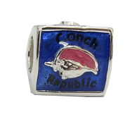 Conch Republic Bead Side 1