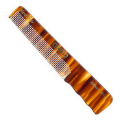 Kent - #R18T Pocket Comb, Fine, Thumb Grip