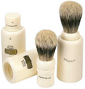 Simpsons Major Travel Shave Brush, Best Badger Hair