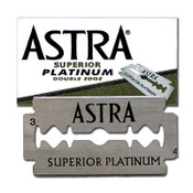 Astra Double Edge Blades, 5 pk