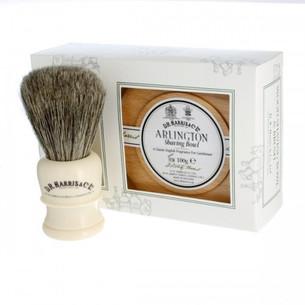 D.R. Harris - Arlington Shave Set (Bowl + Brush)