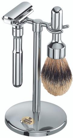 Merkur - 3 pc FUTUR Shave Set, Polished Finish #781