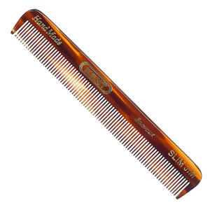 Kent - Slim Jim Pocket Comb, Fine
