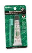Clubman Moustache Wax, Black 0.5 oz