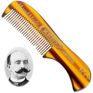 Kent Moustache Beard Comb #T81