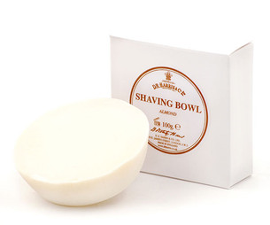 D.R. Harris - Shave Soap Refill - Almond
