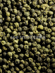 Green Pepper Freeze Dried