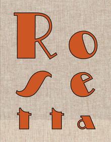 Rosetta *SIGNED COPY*