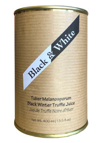 Black & White™ Black Winter Truffle (Melanosporum) Juice