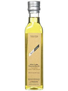 Black & White™ White Truffle Flavored Olive Oil